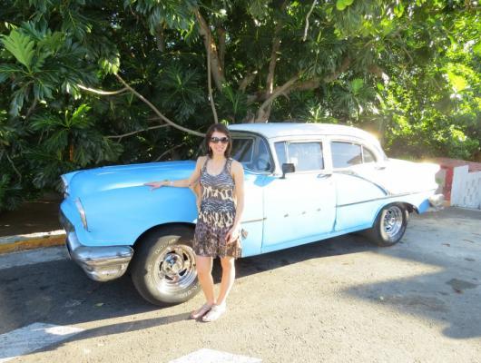 Andiara Luzzatto - Havana / Cuba