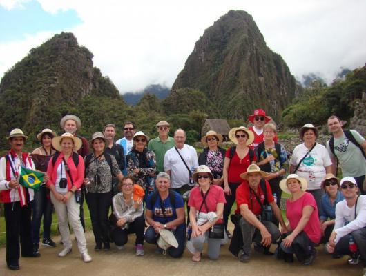 Grupo Spatur no Peru 2014
