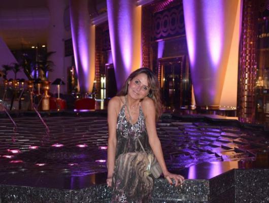 Solange de Quadros - Emirados Árabes (Dubai e Abu Dhabi)