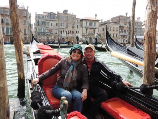 Leticia e Martinho Marson / Veneza