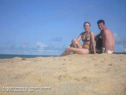 Raquel e Leandro / Porto Seguro - BA