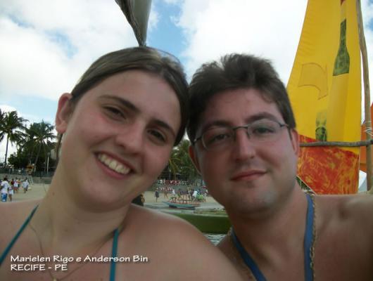 Marielen e Anderson / Recife - PE
