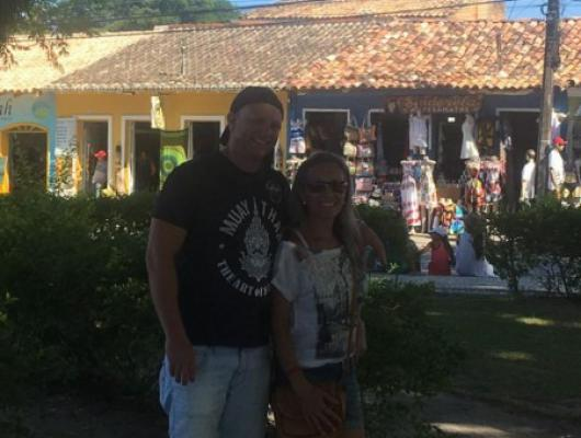 Sara e Rodrigo Do Amaral / Porto Seguro