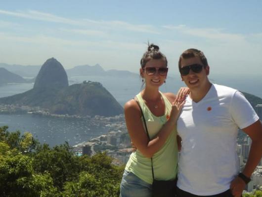Fabiana Munaretti e Leandro Cesca / Rio de Janeiro - RJ