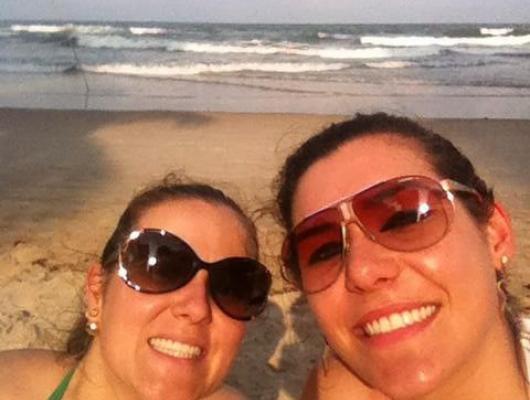 Manuela Generosi e Bruna Cenci / Recife - PE