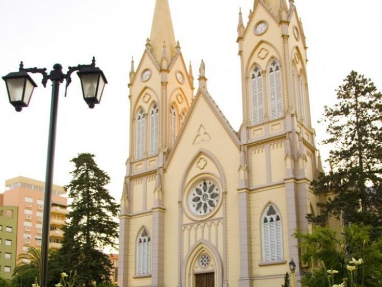 Igreja Matriz Sao Luiz Gonzaga