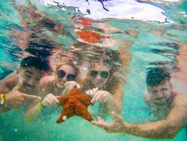 Maíra, Anderson, Greyce e Lucas - Punta Cana