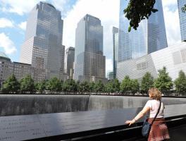 Gizela Roncato e Noeli Benetti - New York (Memorial WTC)