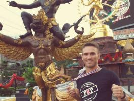 Rudinei Leal - WORLD MUAY THAI CHAMPIONSHIP / Bangkok