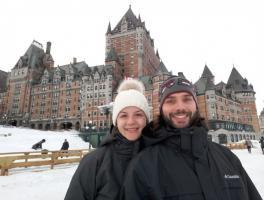 Jessie e Michel - Canadá