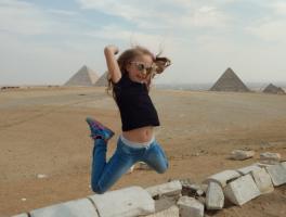 Lorenza Miotto - Egito