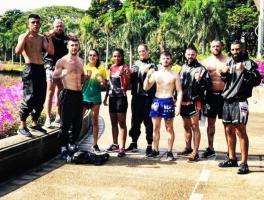 Mundial de Muay Thai  - Bangkok  / Tailândia