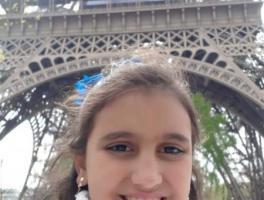 Maria Luiza Cargnin / Paris