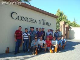 Grupo Vinícola Aurora / Santiago