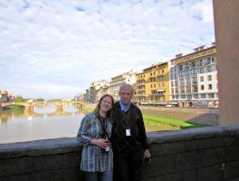 Eveli e Ivo Falcade / Tour Italia