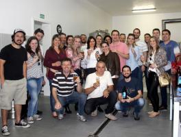 1° Grupo Bier Tour / Cervejaria Vitrola (Nova Petrópolis - RS)