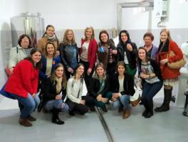 2° Grupo Bier Tour / Cervejaria Vitrola (Nova Petrópolis/RS)