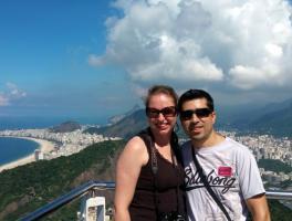 Tassia e José Carlos / Rio de Janeiro - RJ
