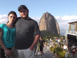 Ana Paula e Junior dos Santos / Rio de Janeiro-RJ