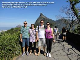 Bernardete, Luiz, Gerson e Jaqueline / Rio de Janeiro - RJ