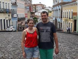 Cristiane Barille e Maurício Zandona / Salvador